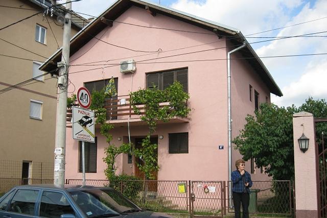 Porodicna kuca Vuka Karadzica Mladenovac
